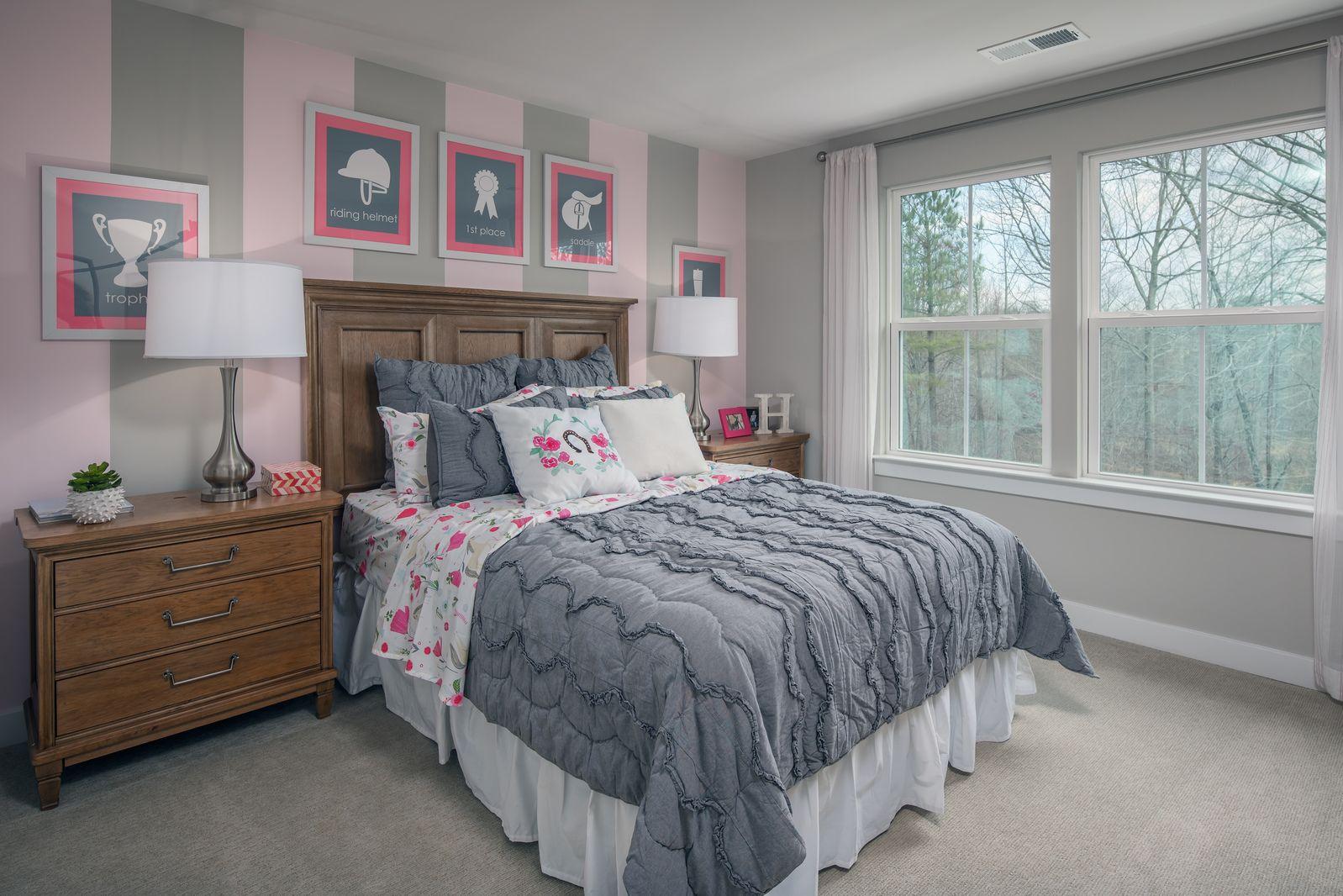 Bedroom featured in the Landon By HeartlandHomes in Morgantown, WV