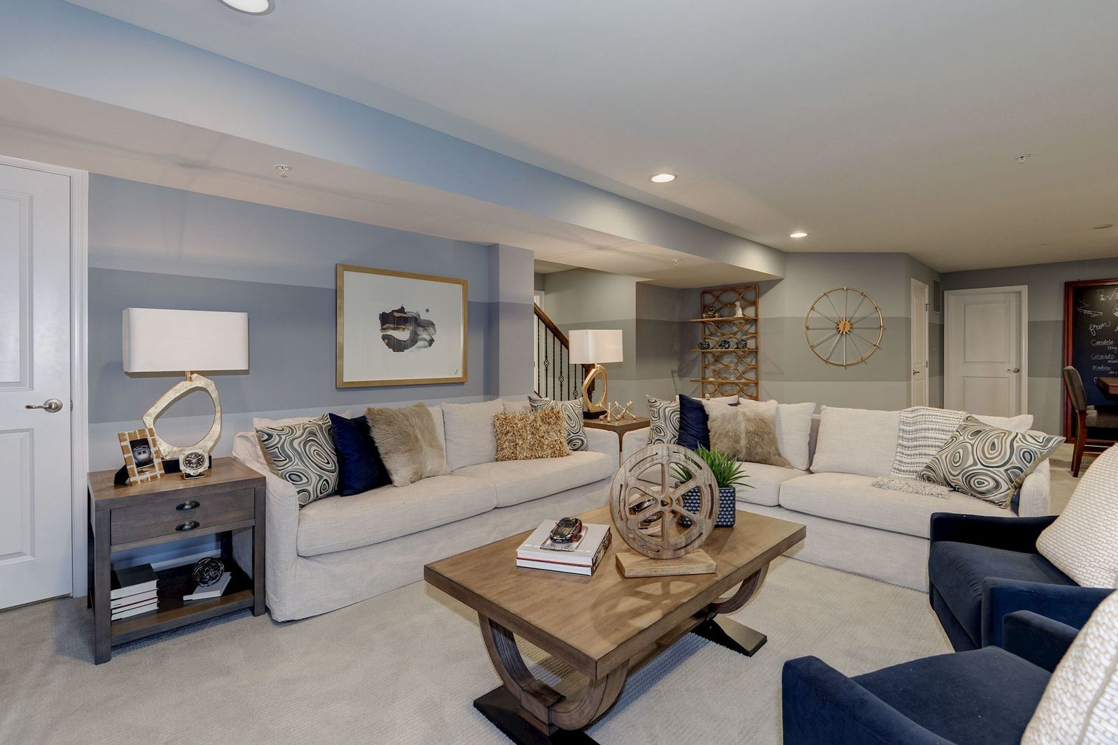 Living Area featured in the Landon By HeartlandHomes in Morgantown, WV