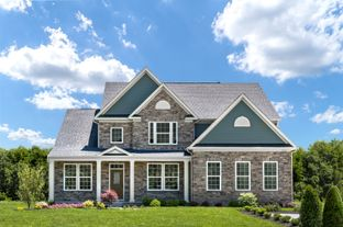 Bateman - The Bluffs at Falling Water Single Family Homes: Morgantown, Pennsylvania - HeartlandHomes