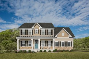 Powell - Bishop Meadows: Massillon, Ohio - Ryan Homes