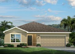 Adeline - Cypress Preserve Single Family Homes: Land O' Lakes, Florida - Ryan Homes
