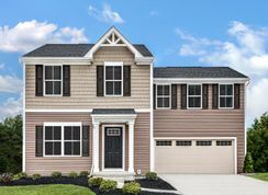 Birch - Meadows at Balmorea: Montgomery, Illinois - Ryan Homes