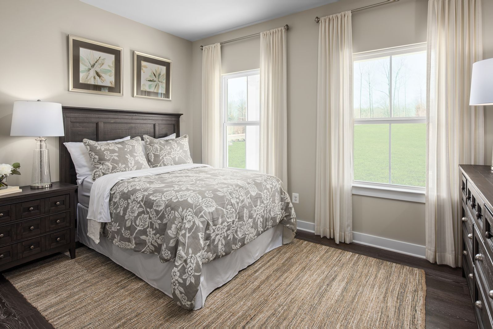 Bedroom featured in the Seneca By Ryan Homes in Washington, VA