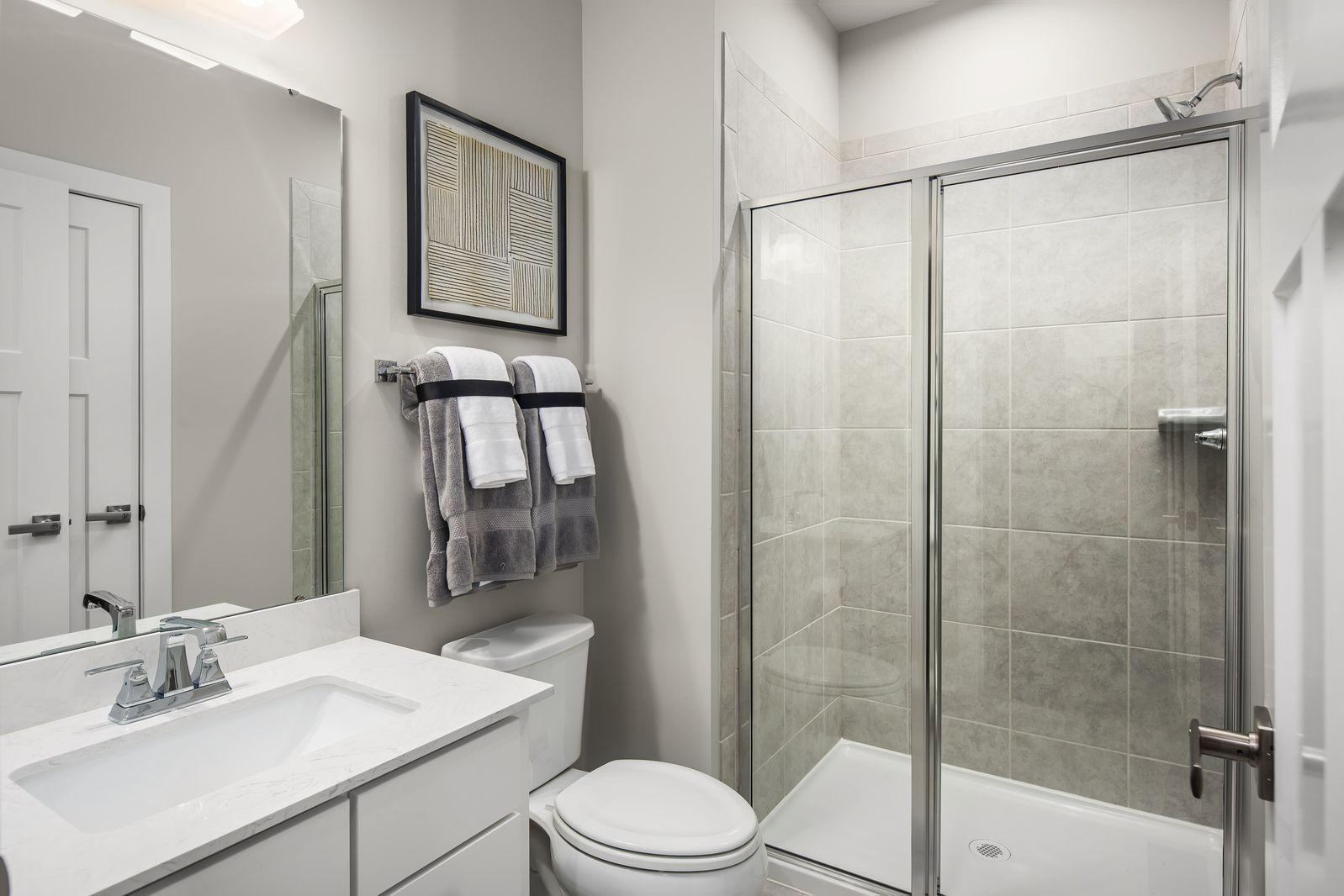 Bathroom featured in the Seneca By Ryan Homes in Washington, VA