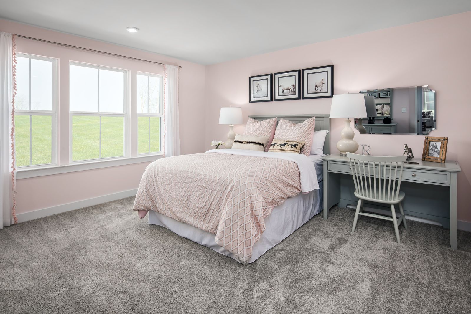 Bedroom featured in the Seneca By Ryan Homes in Washington, VA