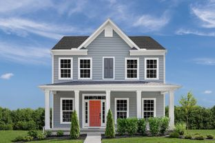 Robert Frost - Autumn View: Brentwood, Tennessee - Ryan Homes