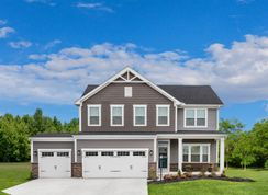 Hudson with Full Basement Included - Heritage Groves at Grande Reserve: Yorkville, Illinois - Ryan Homes