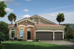 Walker Cay- The Biltmore Collection - The Falls at Parkland Single Family Homes 55+: Parkland, Florida - Ryan Homes