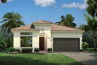 Sabal Grande- The Whitehall Collection - The Falls at Parkland Single Family Homes 55+: Parkland, Florida - Ryan Homes