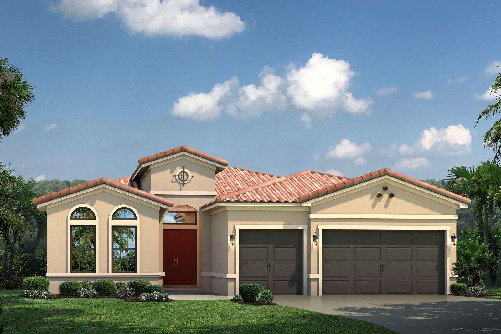 Exterior featured in the Gorda Cay- The Biltmore Collection By Ryan Homes