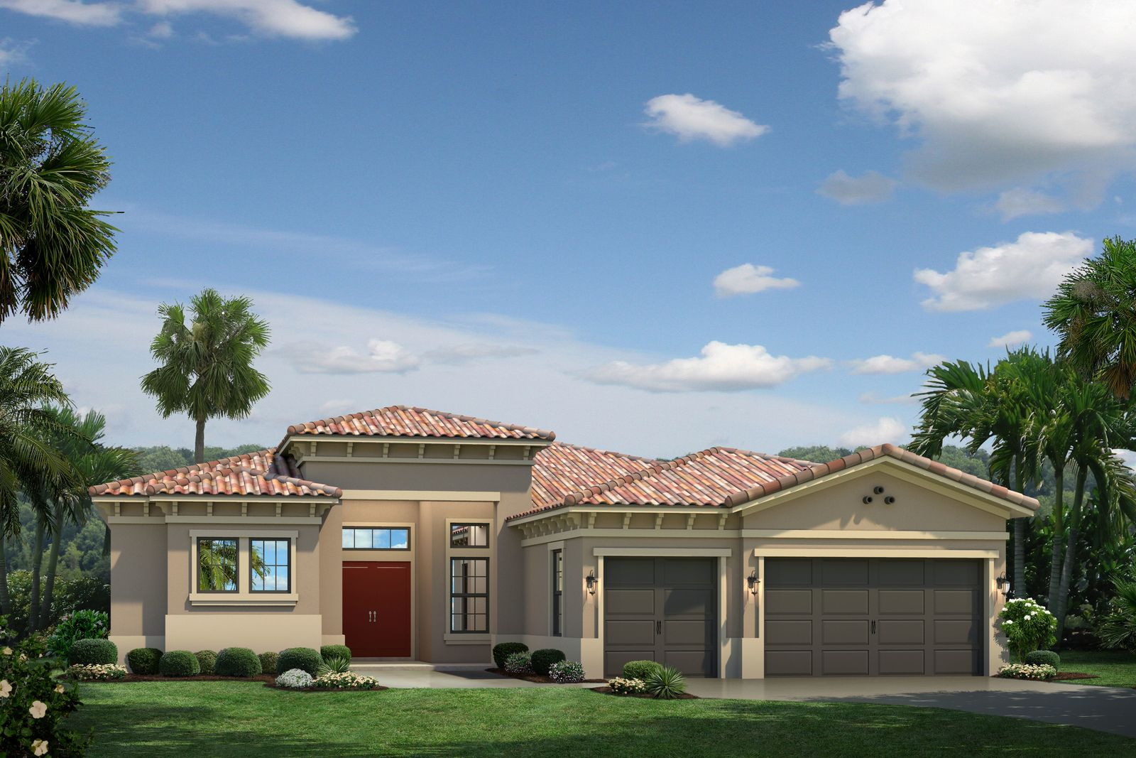 Exterior featured in the Marquesas- The Vanderbilt Collection By Ryan Homes