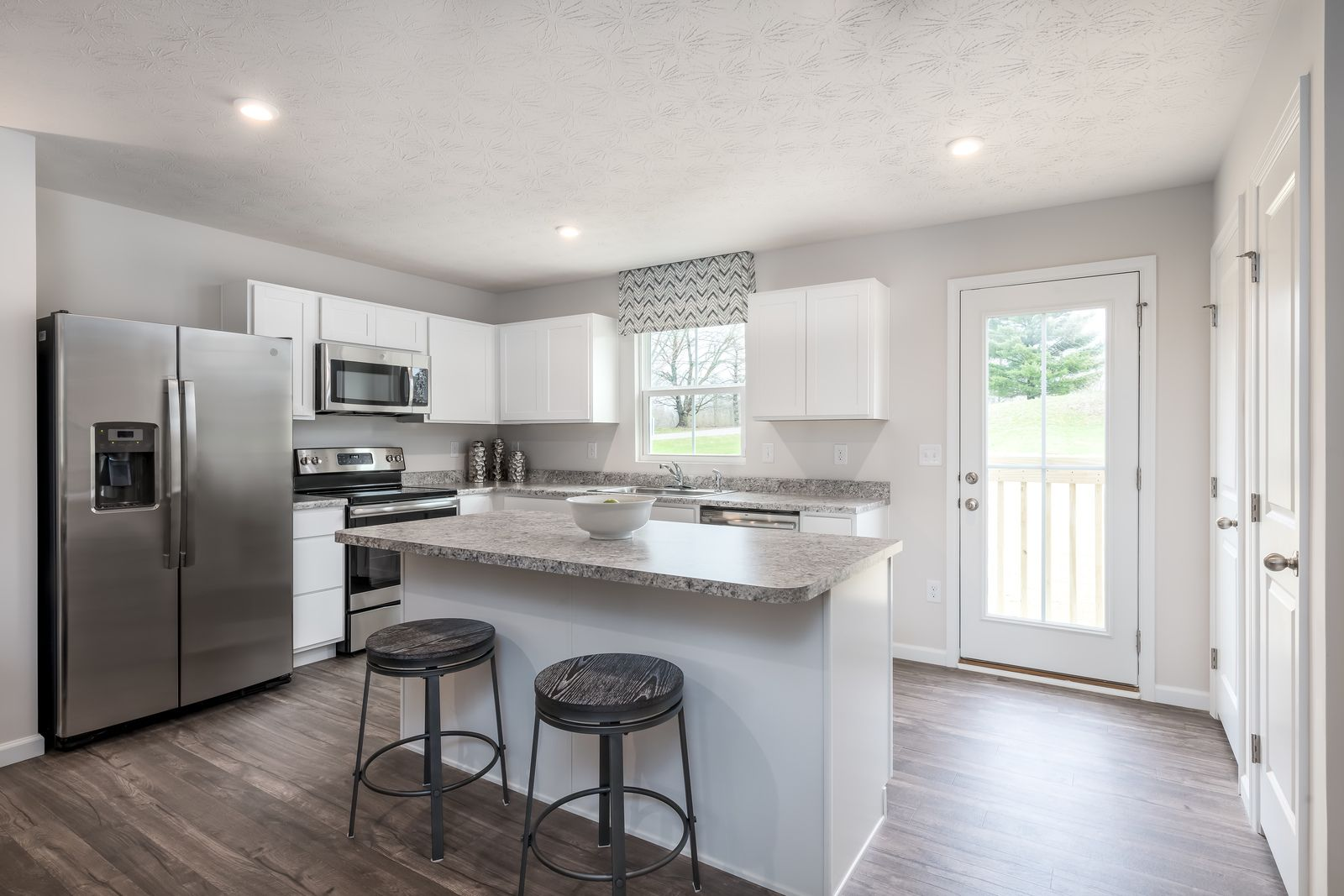Kitchen featured in the Birch By Ryan Homes in Akron, OH