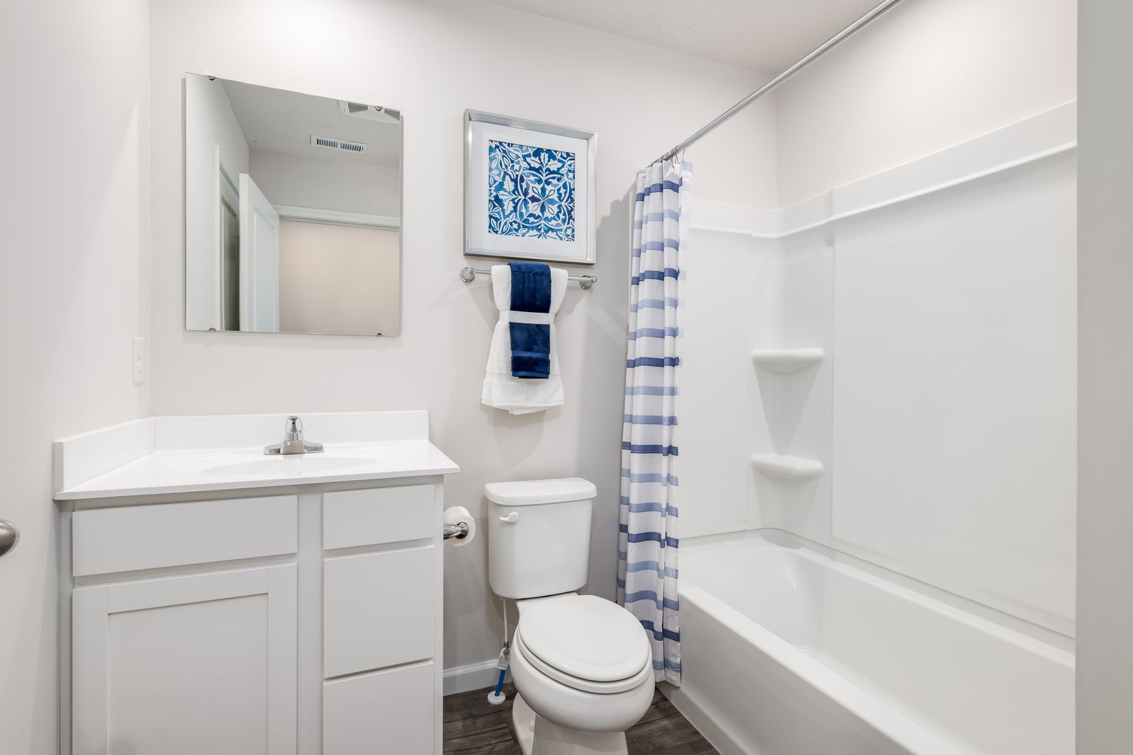 Bathroom featured in the Birch By Ryan Homes in Hagerstown, MD
