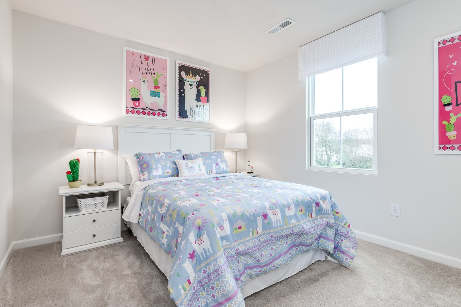 Bedroom featured in the Birch By Ryan Homes in Dover, DE