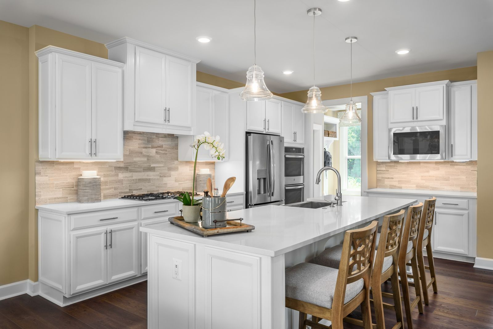 Kitchen featured in the Liberty By NVHomes in Washington, VA