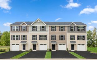 Stonecrest Townhomes by Ryan Homes in Washington West Virginia
