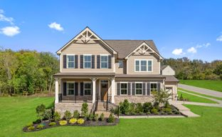 Falls Grove by Ryan Homes in Nashville Tennessee