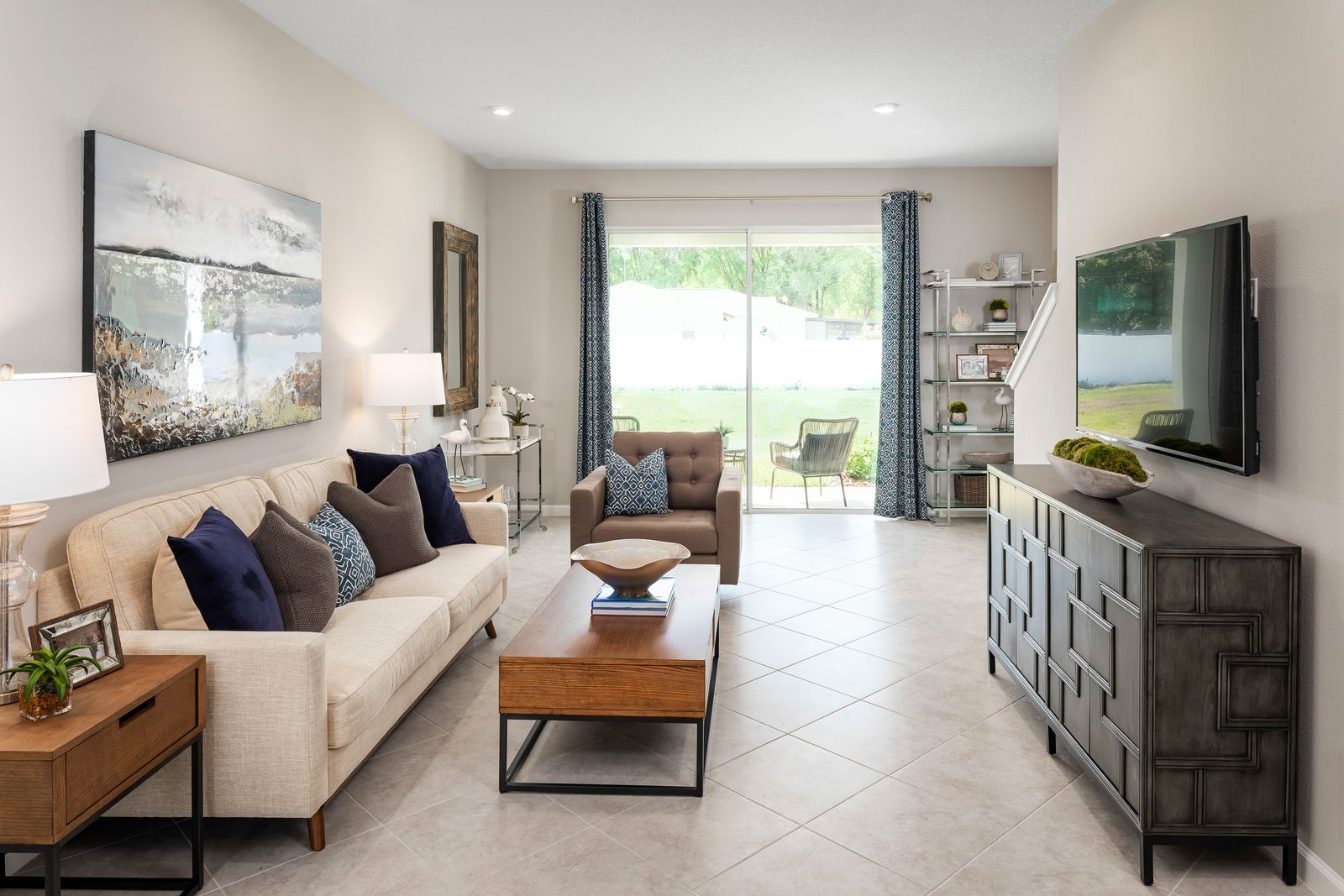 Living Area featured in the Pelican-Estuary By Ryan Homes in Tampa-St. Petersburg, FL