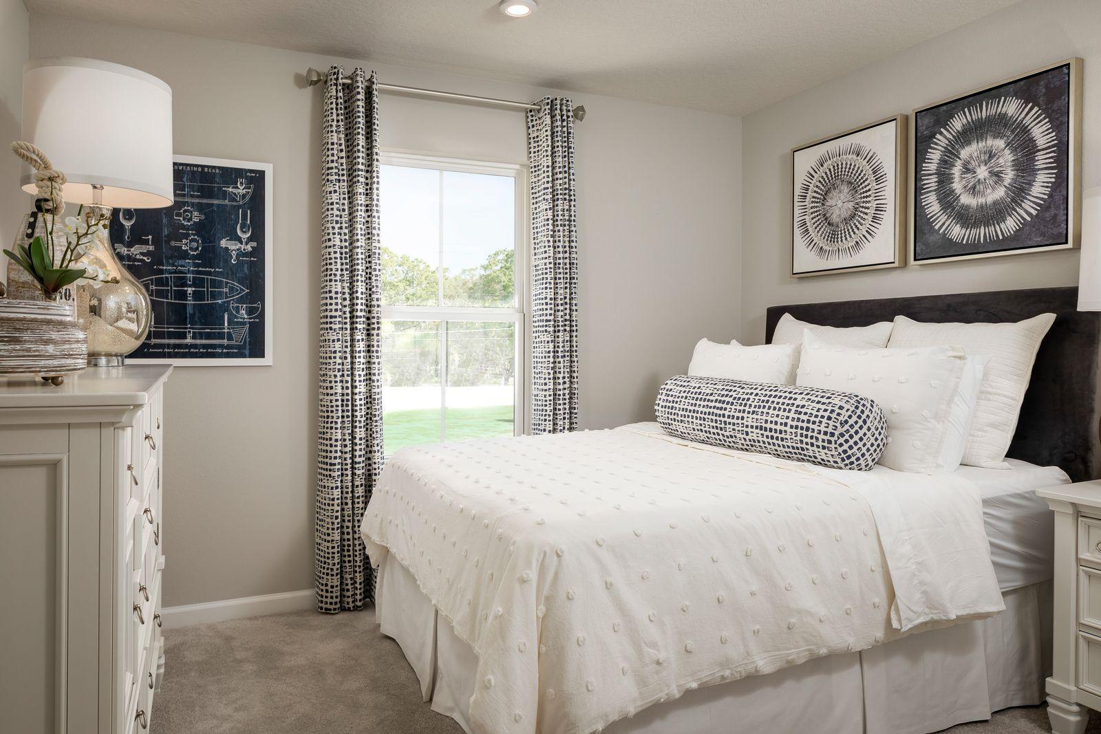 Bedroom featured in the Pelican-Estuary By Ryan Homes in Tampa-St. Petersburg, FL