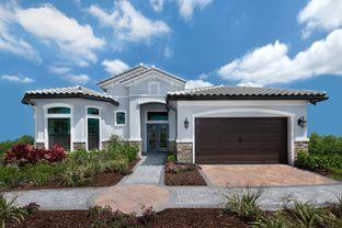 Andros - The Falls at Parkland Single Family Homes 55+: Parkland, Florida - Ryan Homes