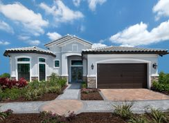Andros- The Biltmore Collection - The Falls at Parkland Single Family Homes 55+: Parkland, Florida - Ryan Homes