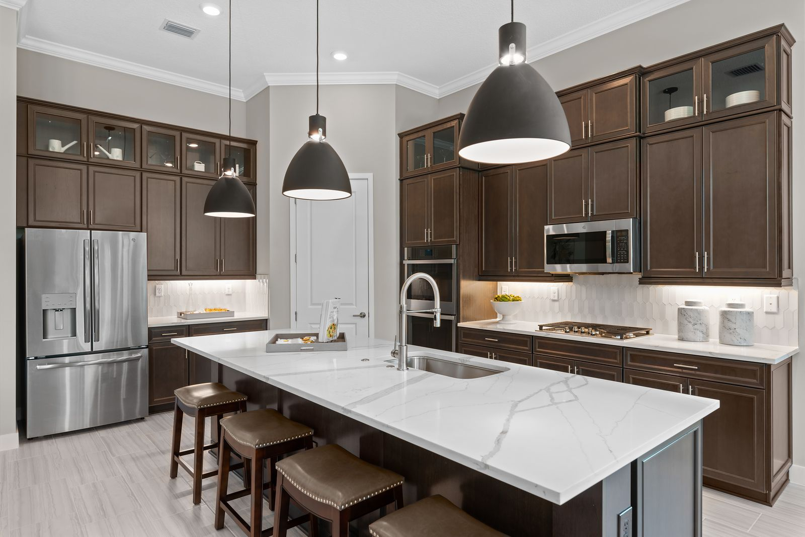 Kitchen featured in the Andros- The Biltmore Collection By Ryan Homes