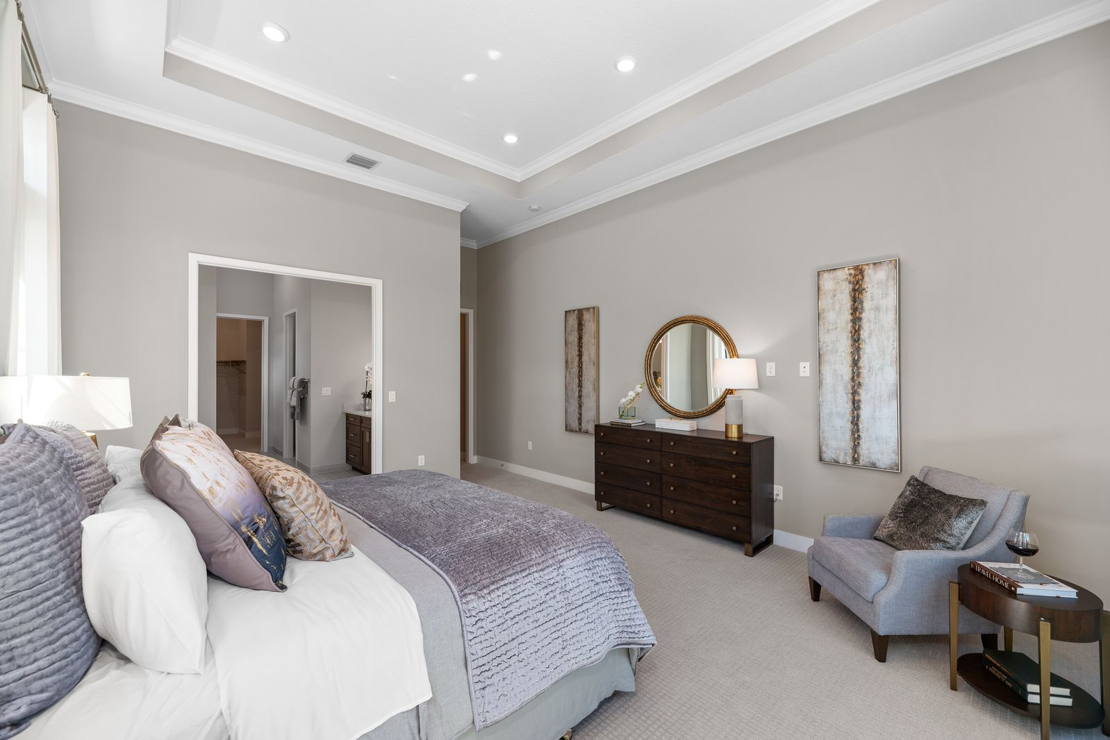 Bedroom featured in the Andros- The Biltmore Collection By Ryan Homes