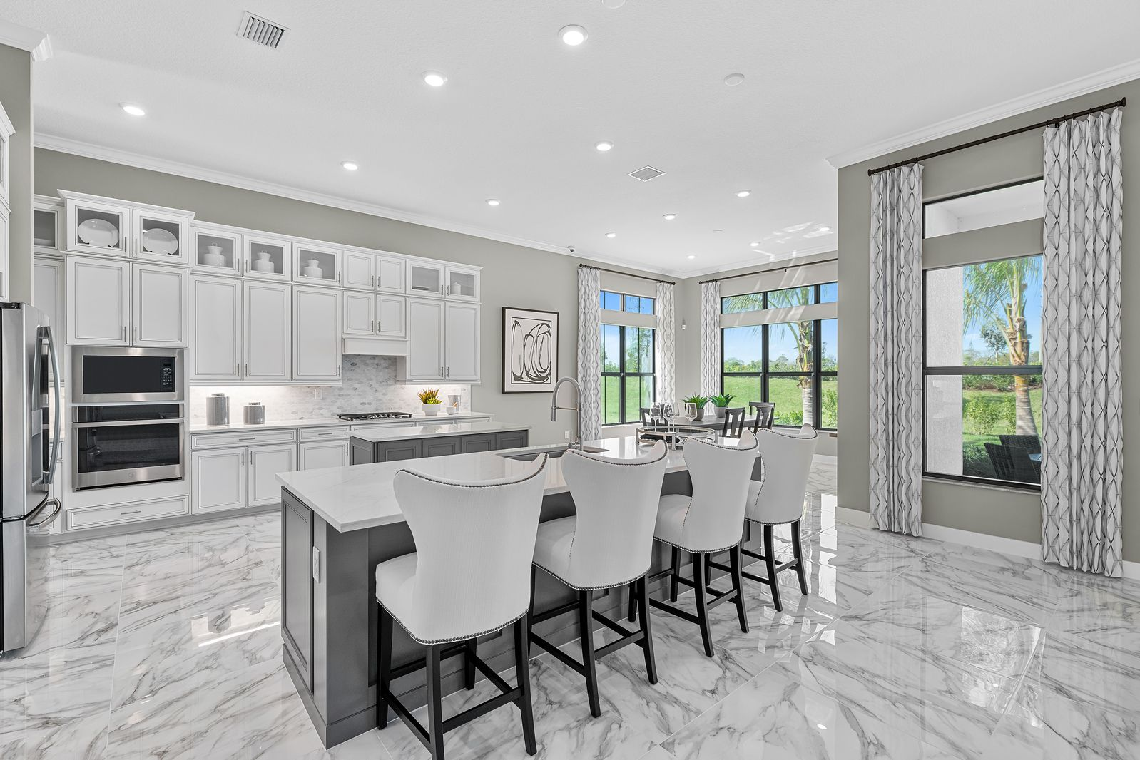 Kitchen featured in the Islamorada- The Vanderbilt Collection By Ryan Homes