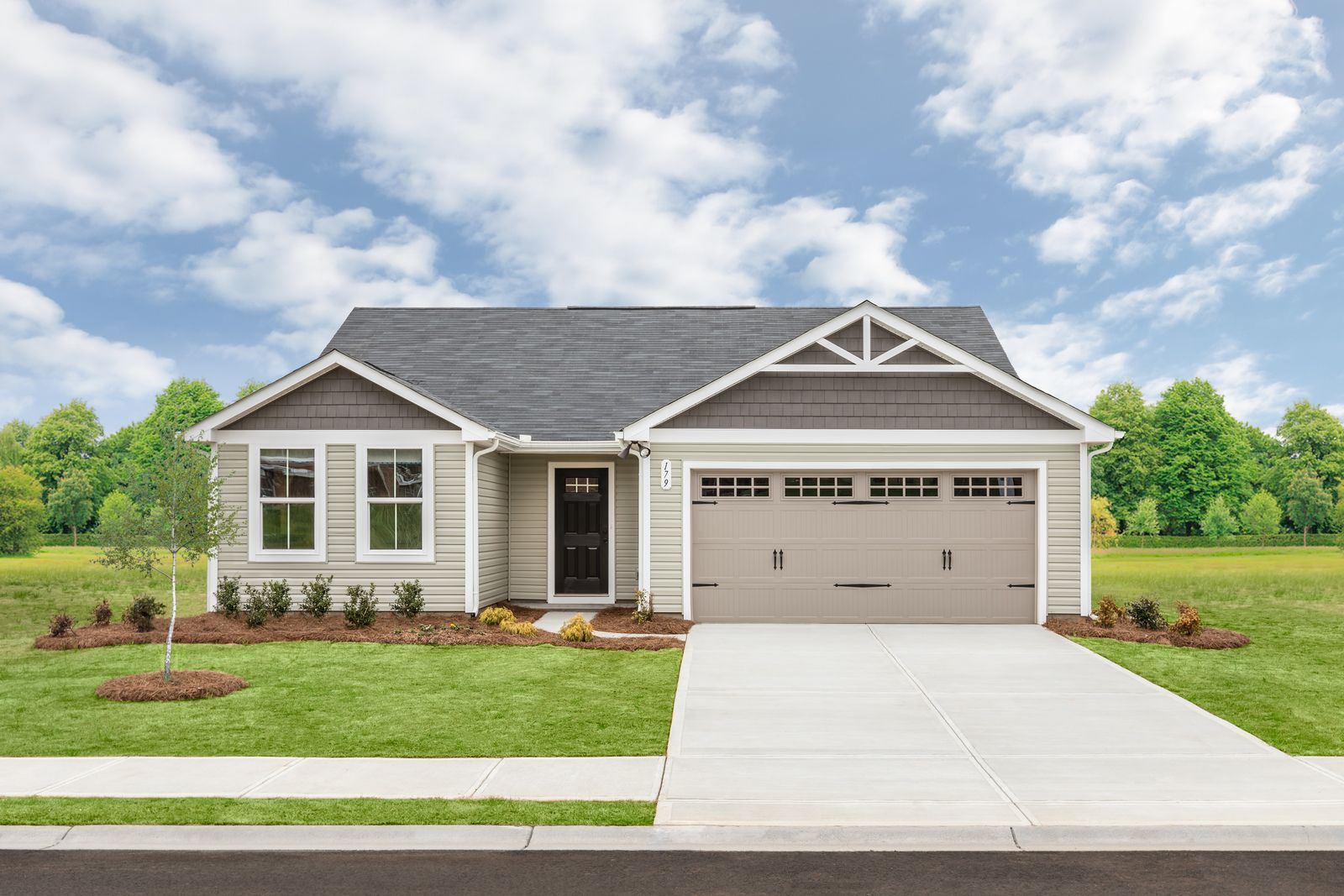 Exterior featured in the Spruce By Ryan Homes in Columbia, SC