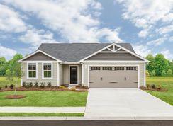Spruce - Meadows at Balmorea: Montgomery, Illinois - Ryan Homes