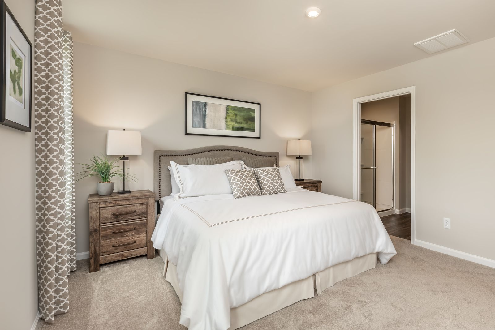 Bedroom featured in the Spruce By Ryan Homes in Akron, OH