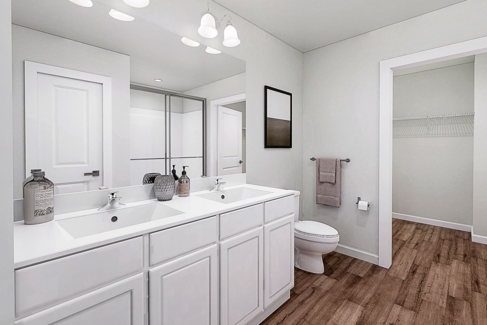 Bathroom featured in the Nassau By Ryan Homes in Greenville-Spartanburg, SC