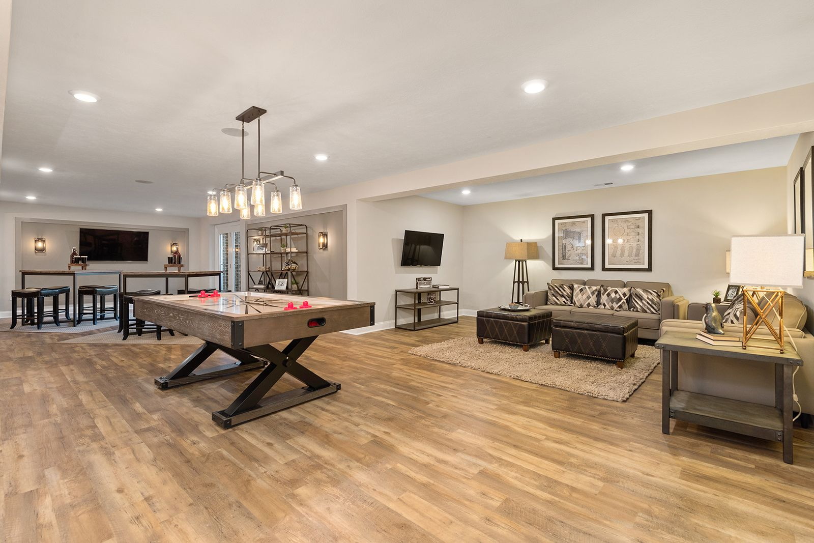 Living Area featured in the Olsen By HeartlandHomes in Morgantown, WV