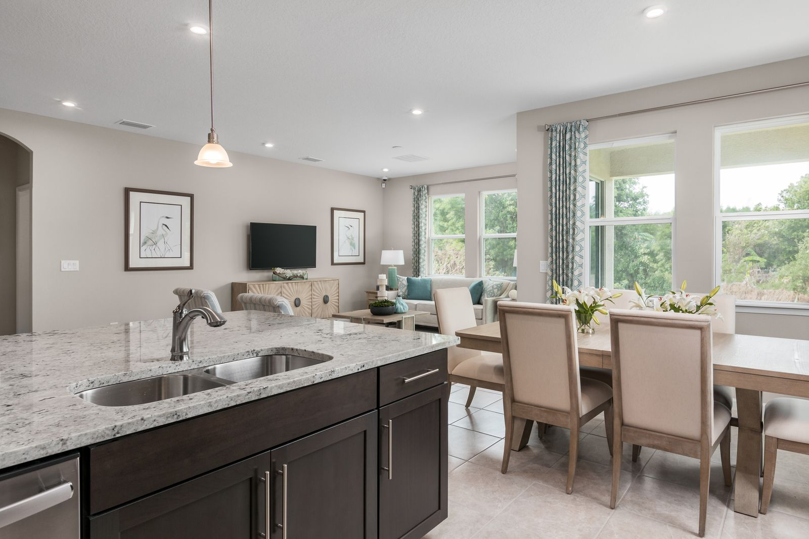 Living Area featured in the Seagate By Ryan Homes in Tampa-St. Petersburg, FL