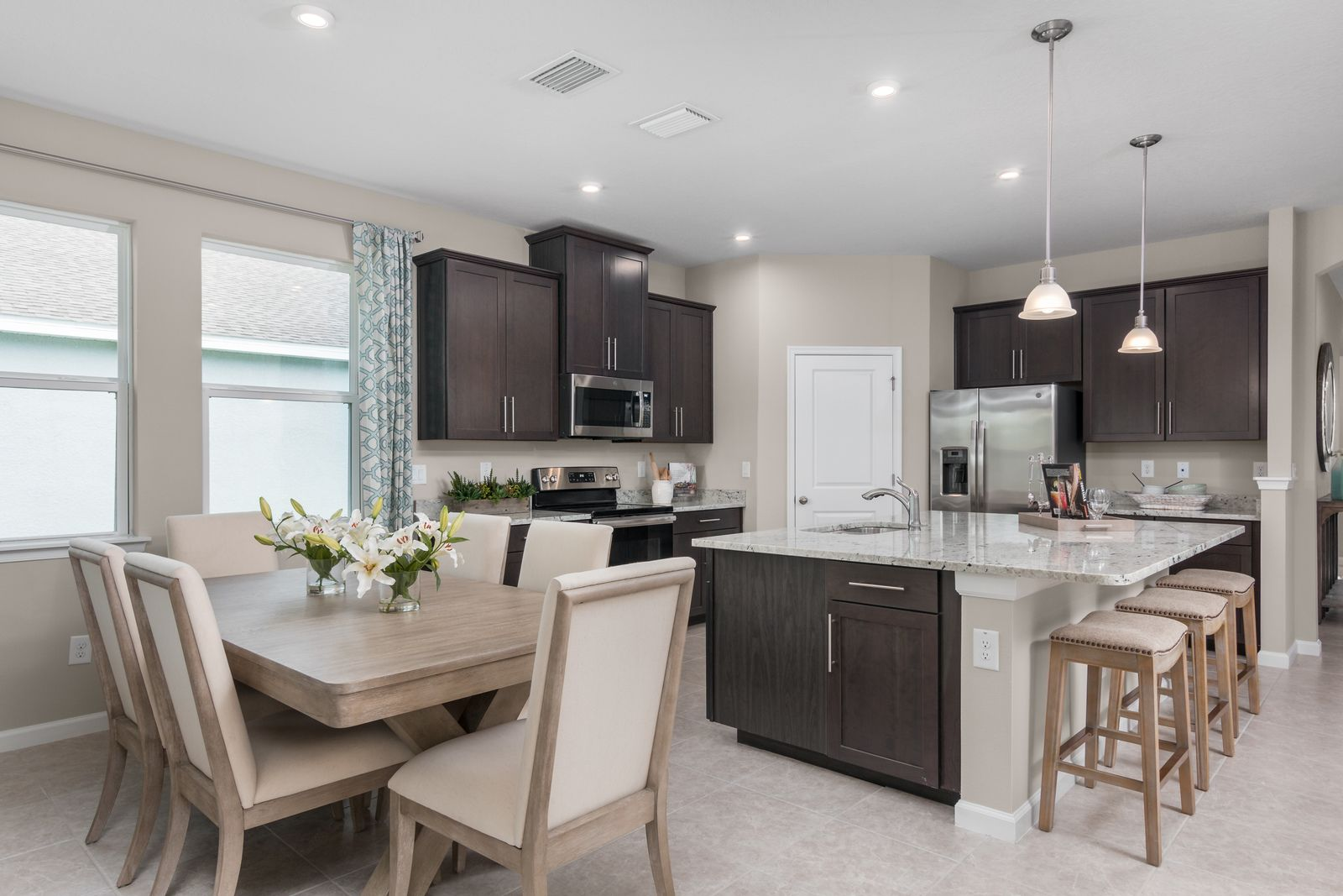 Kitchen featured in the Seagate By Ryan Homes in Tampa-St. Petersburg, FL