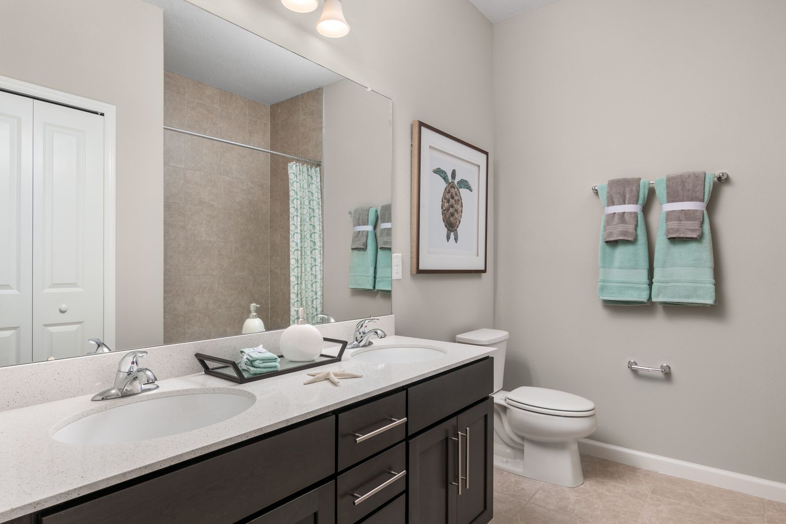 Bathroom featured in the Seagate By Ryan Homes in Tampa-St. Petersburg, FL