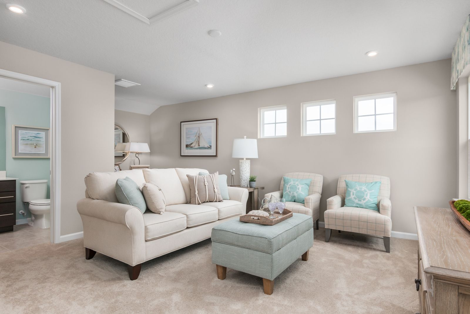 Living Area featured in the Seagate By Ryan Homes in Martin-St. Lucie-Okeechobee Counties, FL