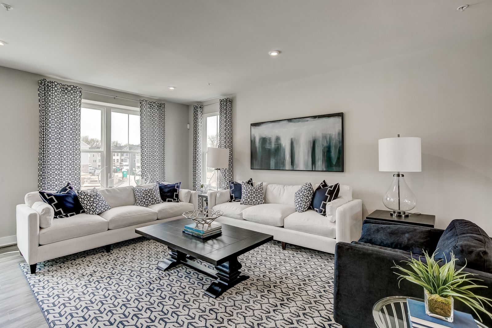 Living Area featured in the McPherson By Ryan Homes in Washington, MD