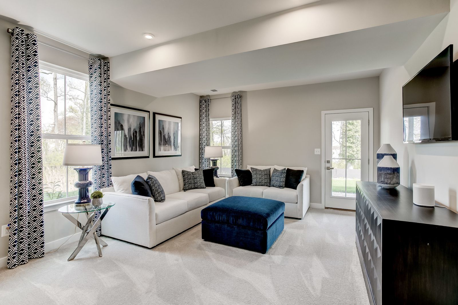 Living Area featured in the McPherson - 3 Story By Ryan Homes in Washington, MD