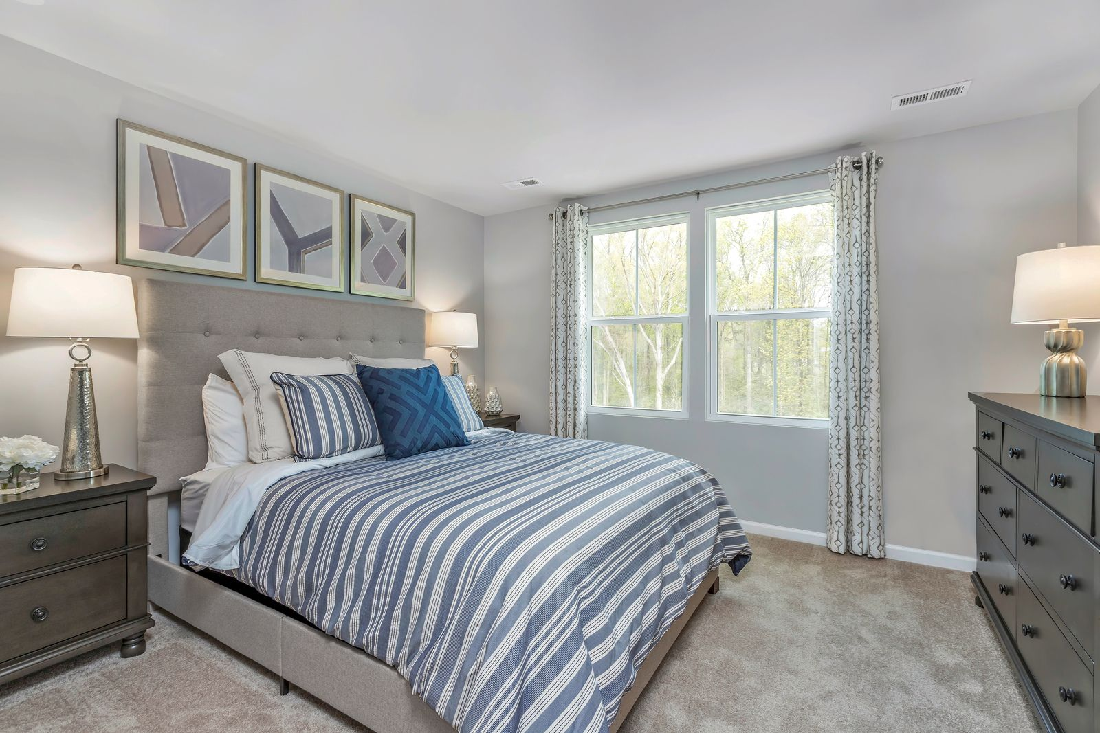 Bedroom featured in the Juniper Basement By Ryan Homes in Greenville-Spartanburg, SC