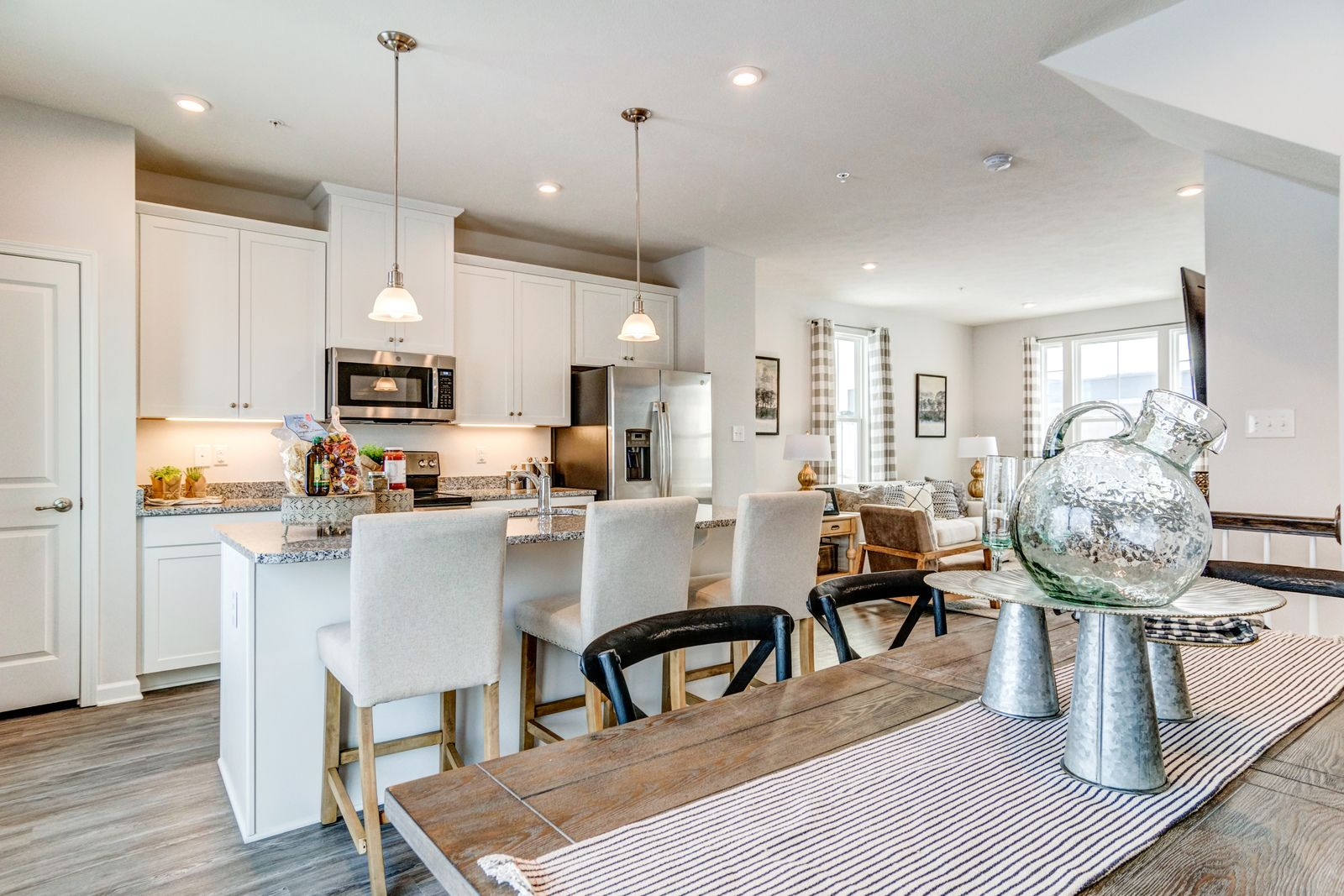 Living Area featured in the Beethoven By Ryan Homes in Washington, MD