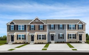 Willow Bend by Ryan Homes in Greenville-Spartanburg South Carolina