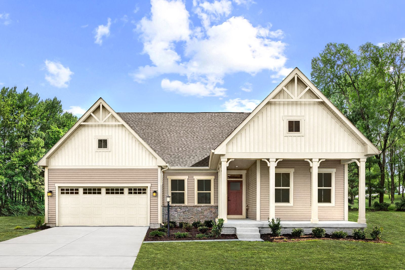 'The Park' by Ryan Homes-GVS in Columbia