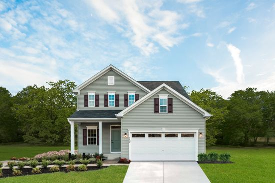 Potomac Station Single Family Homes by Ryan Homes in Washington West Virginia