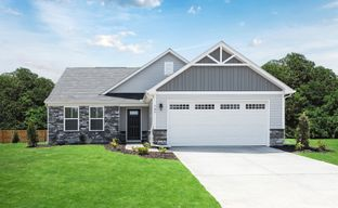 Grove Landing by Ryan Homes in Greenville-Spartanburg South Carolina
