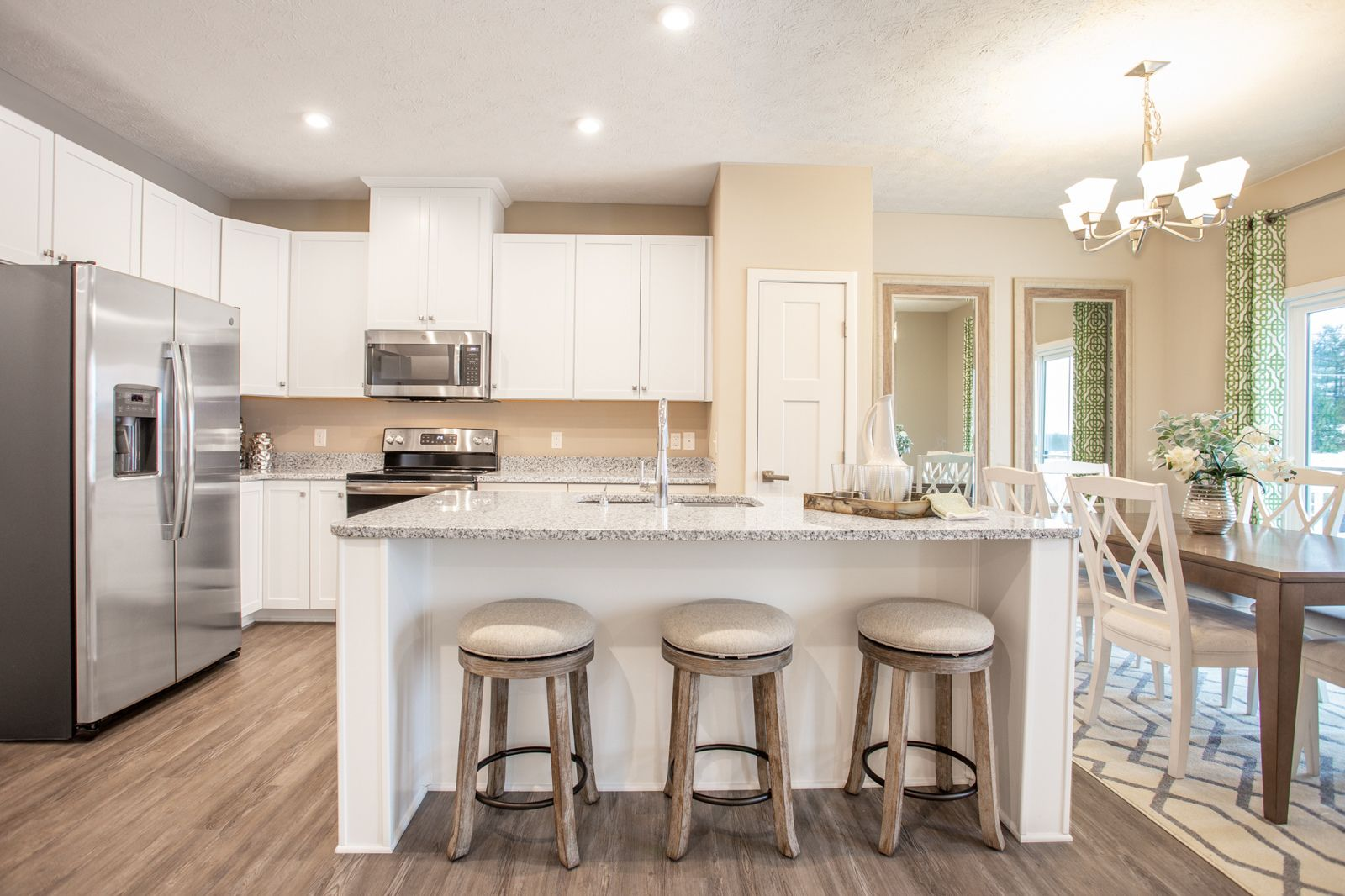 Kitchen featured in the Rosecliff By HeartlandHomes in Morgantown, WV