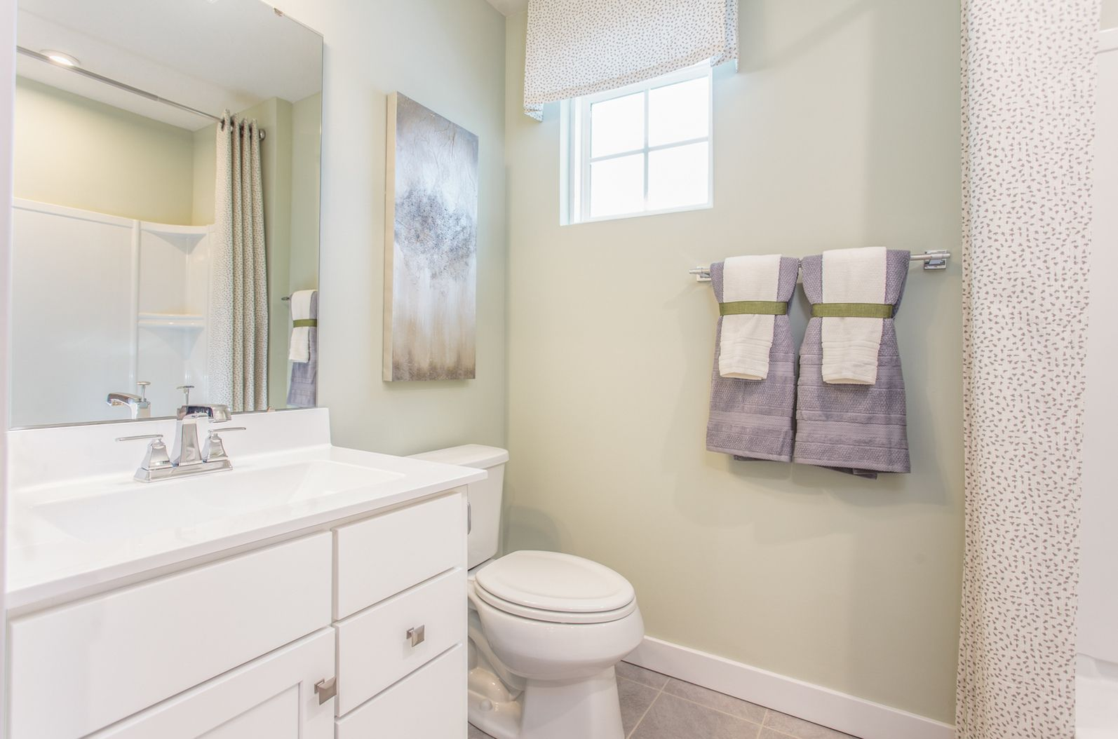 Bathroom featured in the Rosecliff By HeartlandHomes in Morgantown, WV