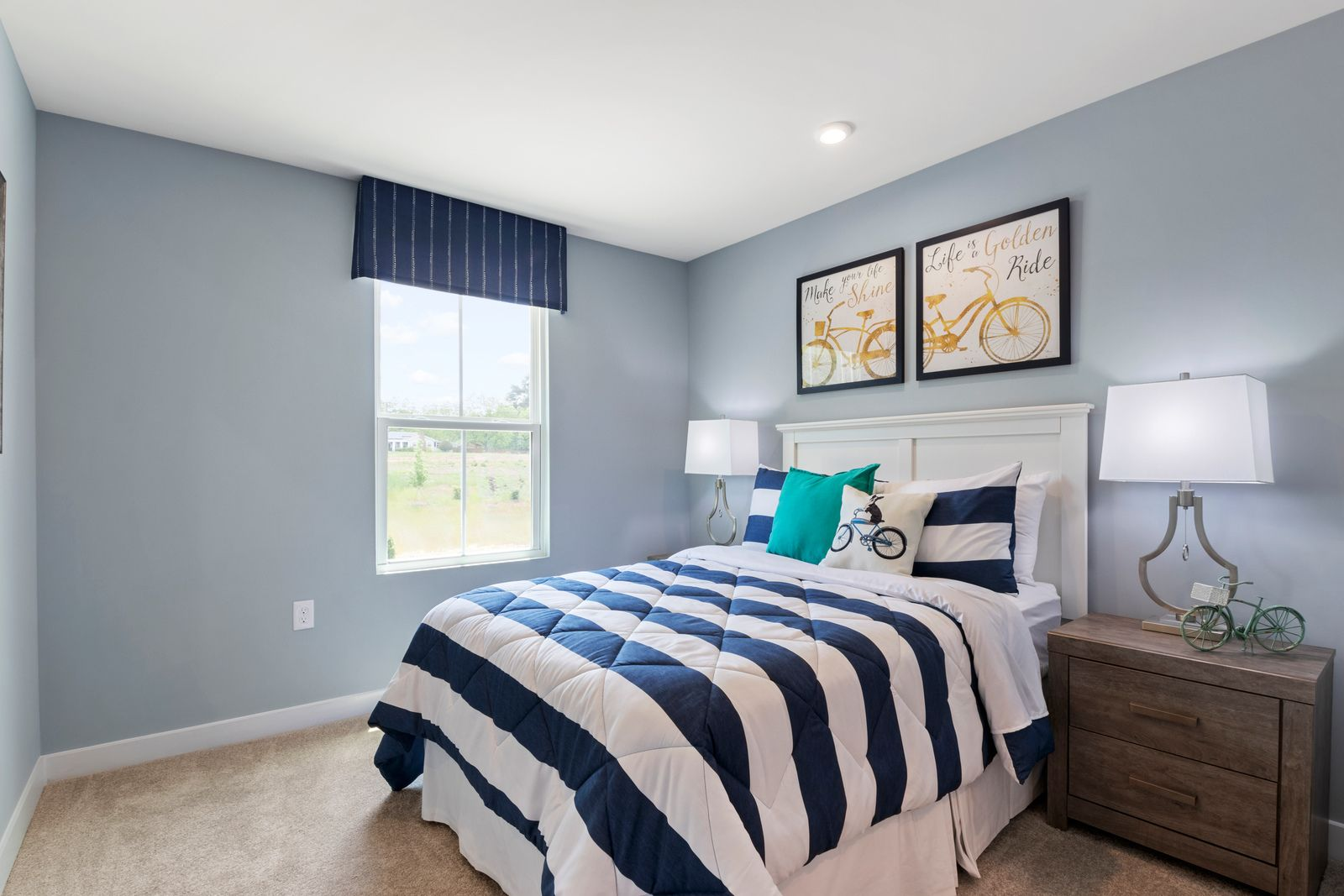 Bedroom featured in the Nassau By Ryan Homes in Greenville-Spartanburg, SC