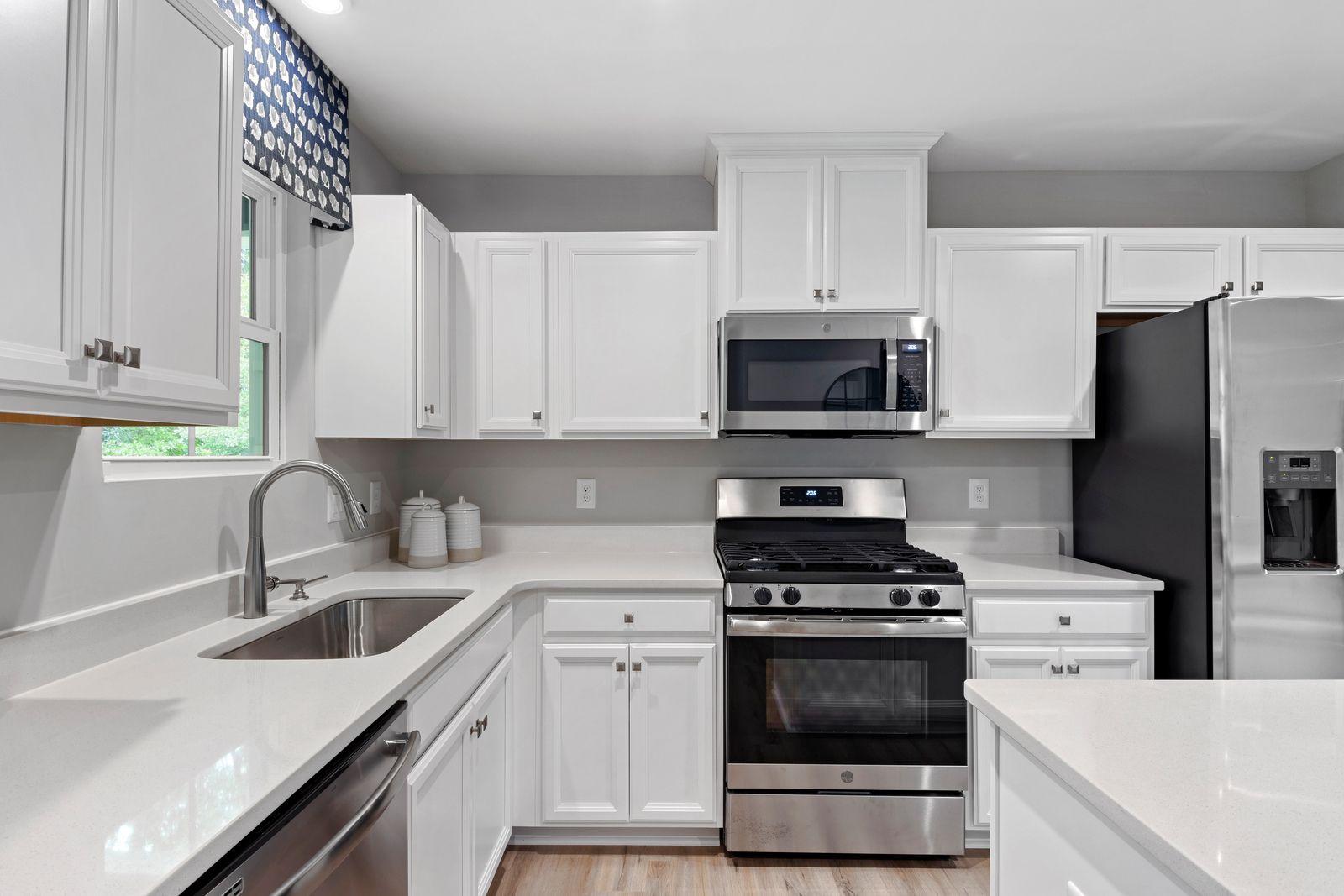 Kitchen featured in the Nassau By Ryan Homes in Greenville-Spartanburg, SC