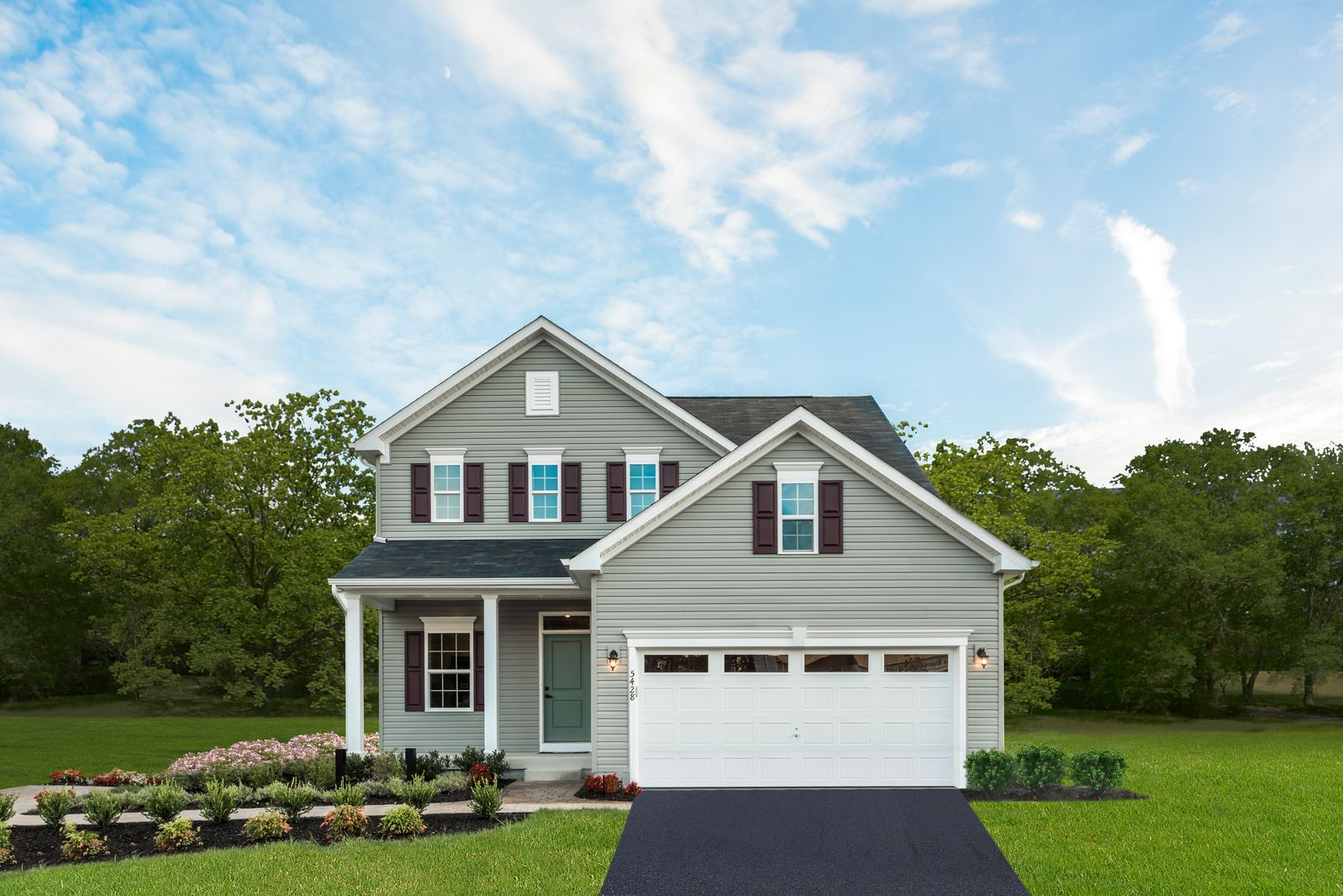 Exterior featured in the Ballenger By HeartlandHomes in Morgantown, WV